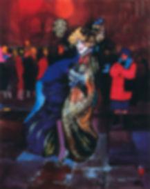 Soubrette Man, 1987