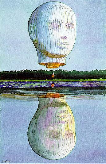 Head Balloon, 1999