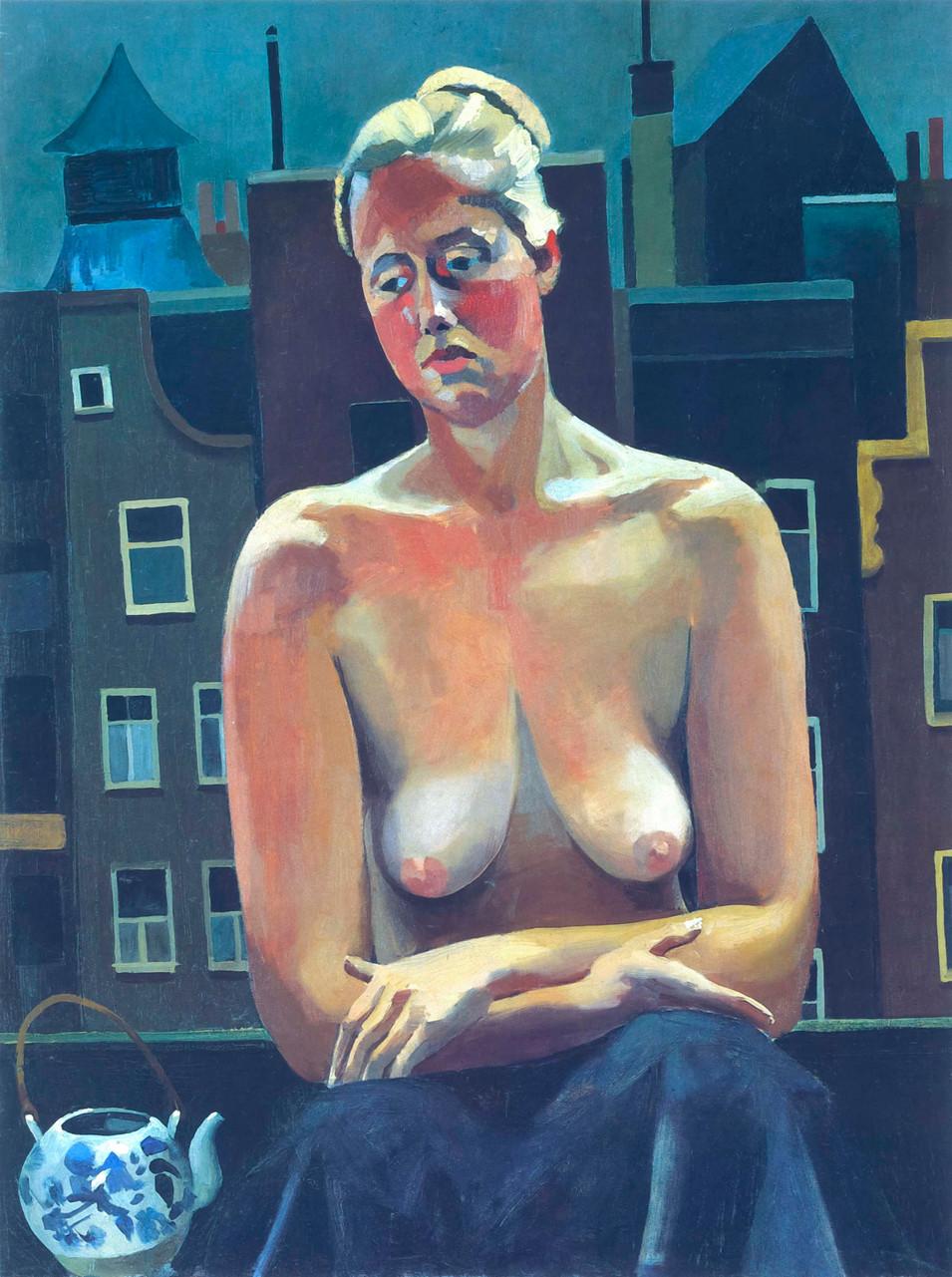 Woman of Amsterdam, 1956