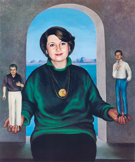 Genevieve Kahn, 1988