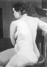 Seated Nude, 1953