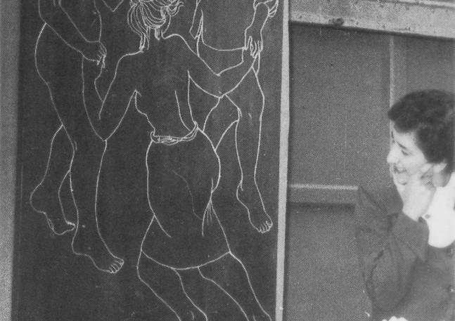 Round Dance, 1956