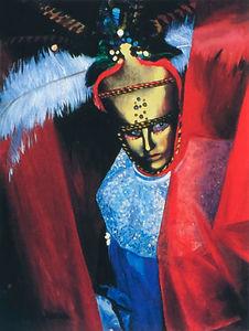 Gold Mask, 1987