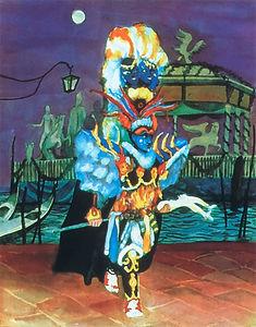 Phantasmagoric Man, 1987