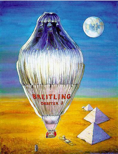 Breitling Orbiter 3, 1999