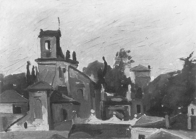 Roman Landscape, 1953