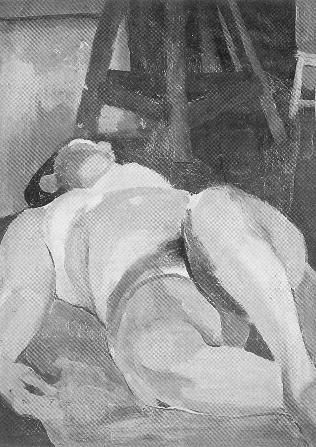 Reclining Nude, 1953