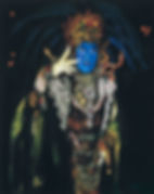 Blue Face,1987