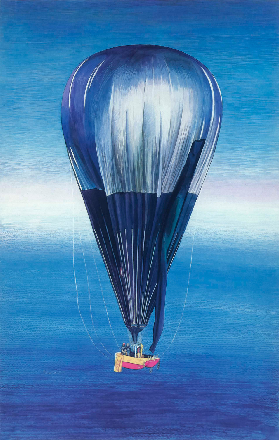 Historic Hot Air Balloon, 1979