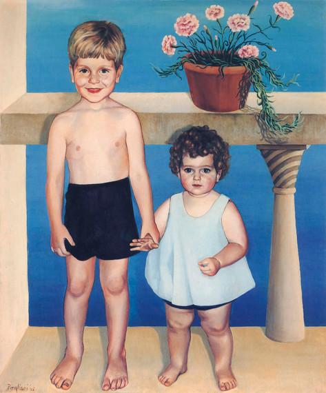 Alex and Fifi, 1986
