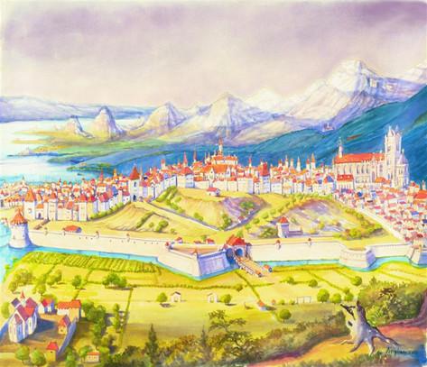 Geneve en 1602, 2005