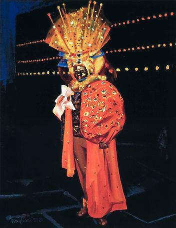 Golden Man, 1987