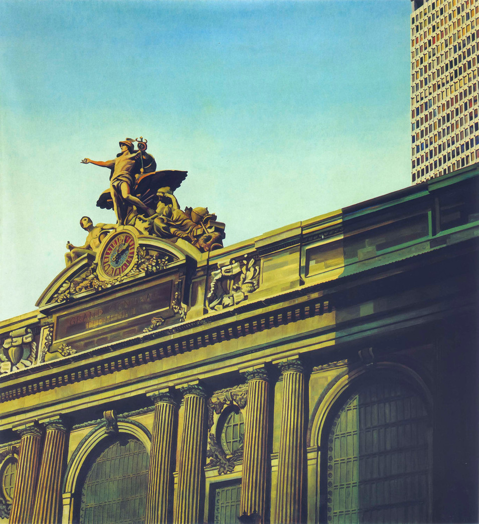 Grand Central Station, 1975