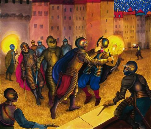 Le Muertre de la Sentinelle, 2005