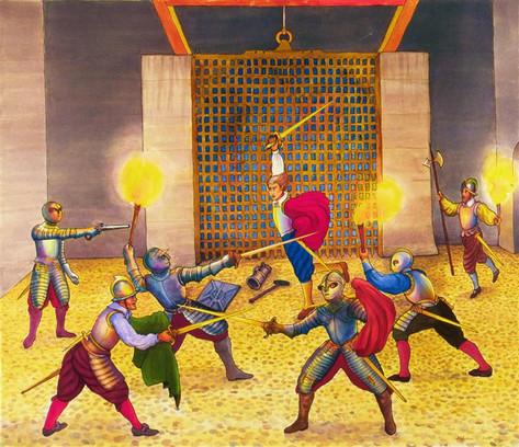 La Defense de la Porte Nueve, 2005
