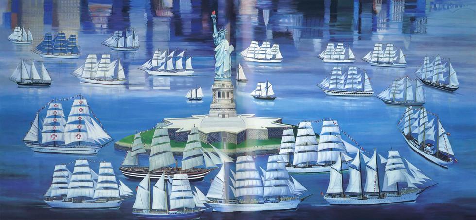 Statue of Liberty Centennial, 1986