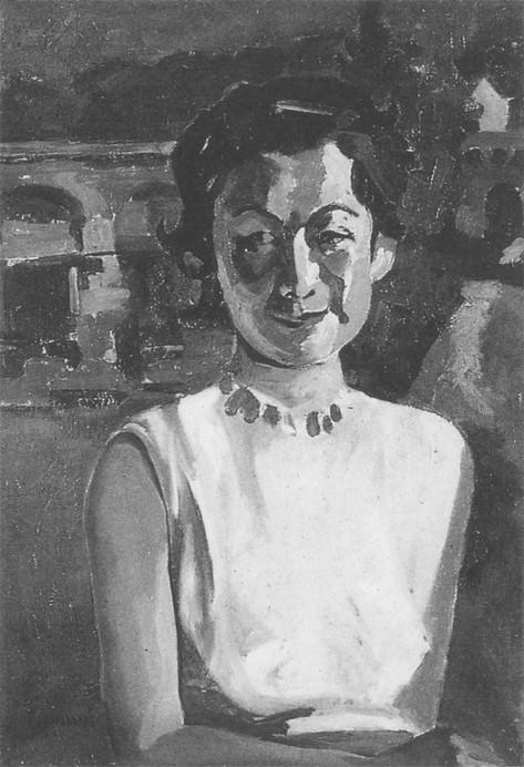 Judith Relyveld, 1954