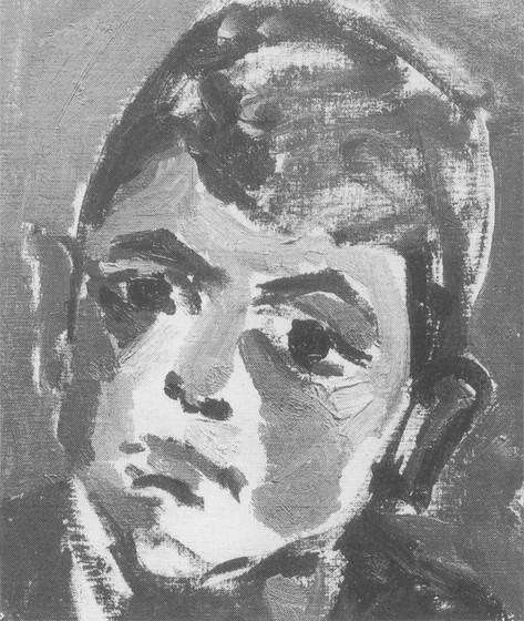Roman Boy, 1955