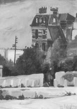 Paris Storm, 1955
