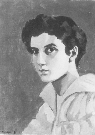 Self Portrait, 1951