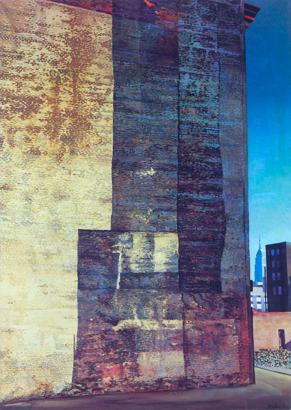 Wall, 1973