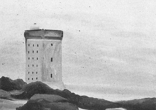 San Lorenzo Tower, 1974