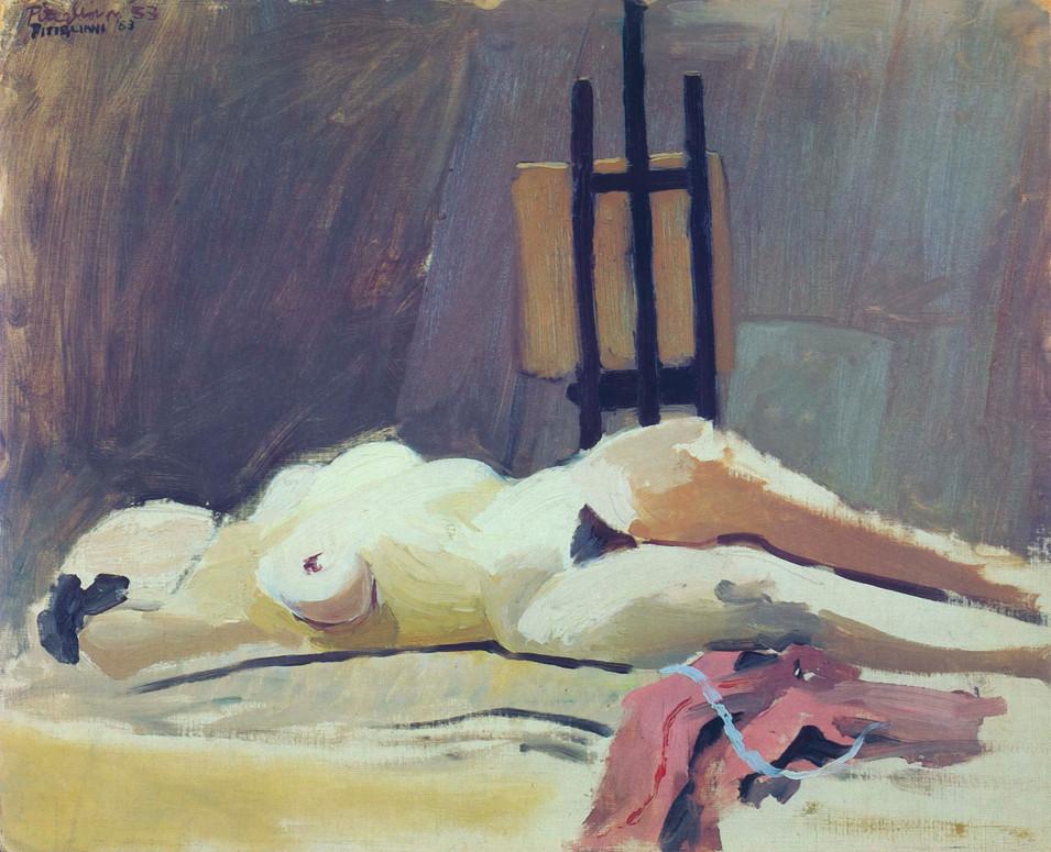 Nude, 1953
