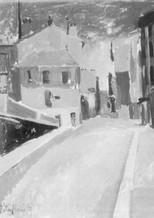 Paris Street, 1955