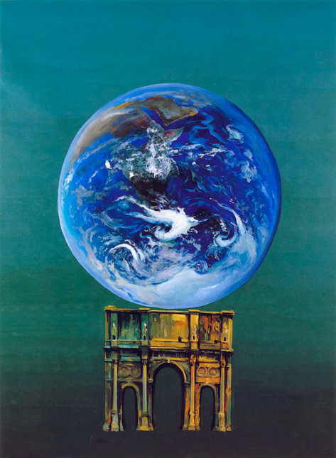 World and Arch, 1990