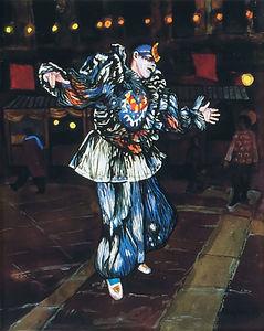 Silver Dancer, 1987