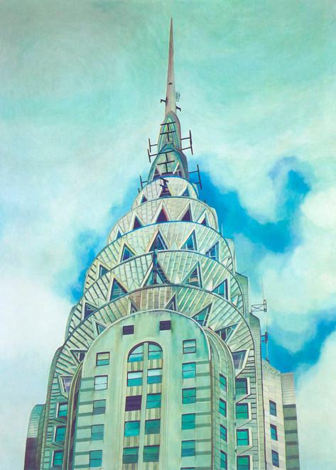 Chrysler Tower, 1974