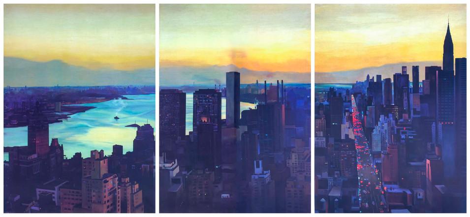 Triptych, 1965