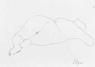 Nude, 1954