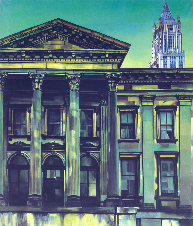 Tweed Courthouse, 1976