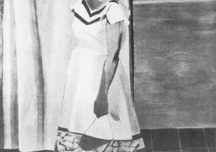 The Painter Letizia Pitigliani by Roberto Melli, 1952