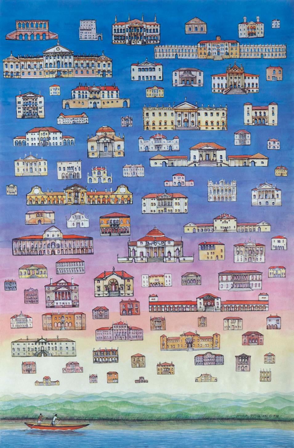 Venetian Villas, 1988