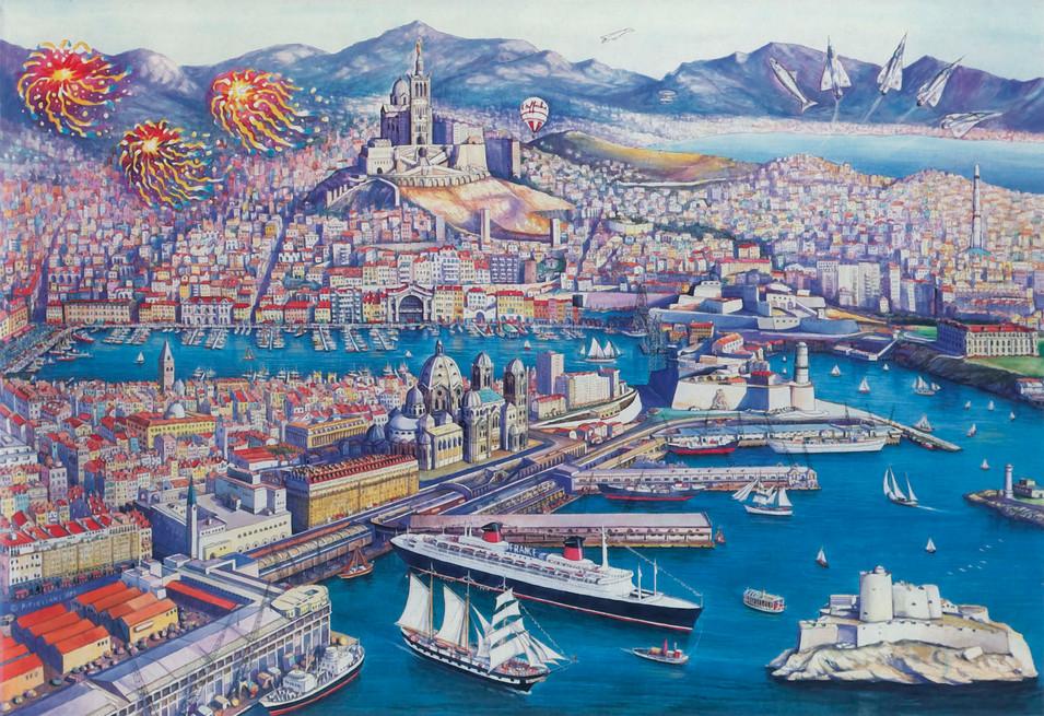Marseille, 1984