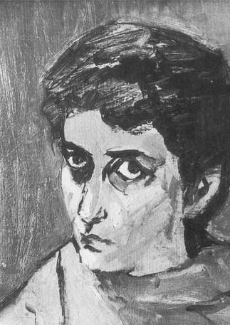 Self Portrait, 1957