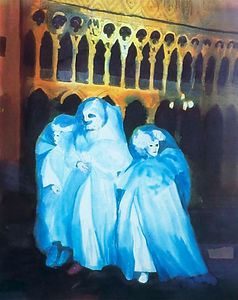 Ghost Family, 1987