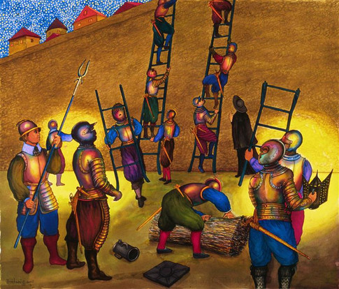 L'Escalade, 2005