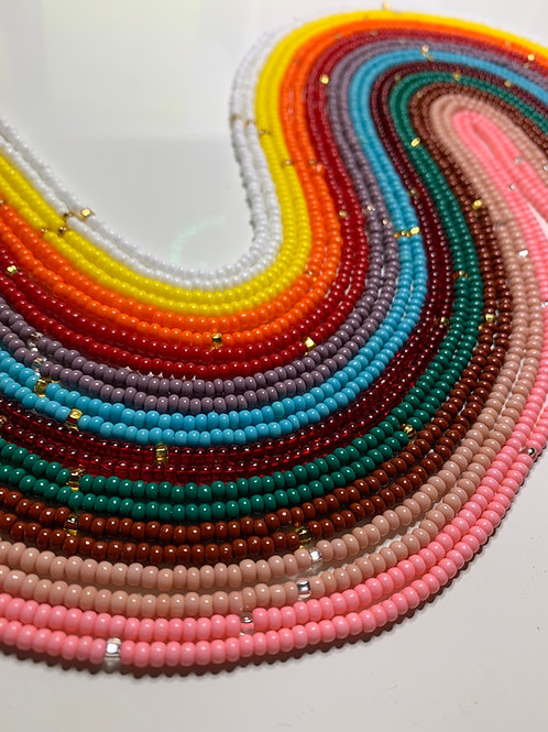 Solid Color Strands