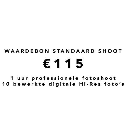 Standard shoot voucher