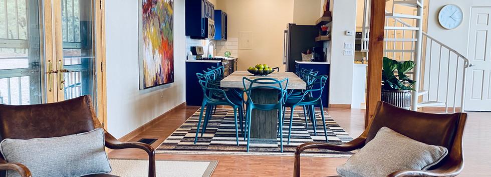 Lounge & Dining - Studio Raven