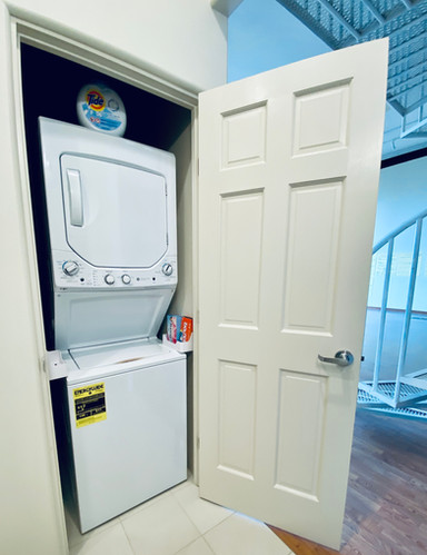 Laundry - Studio Level