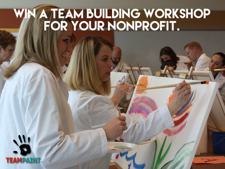 TeamPaint pays it forward