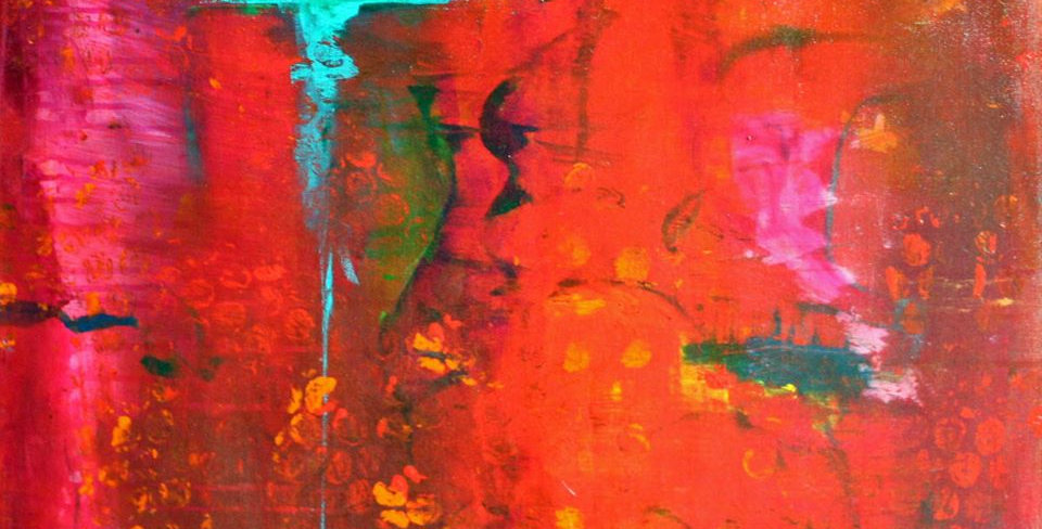 Red Hot and Blue - Sold