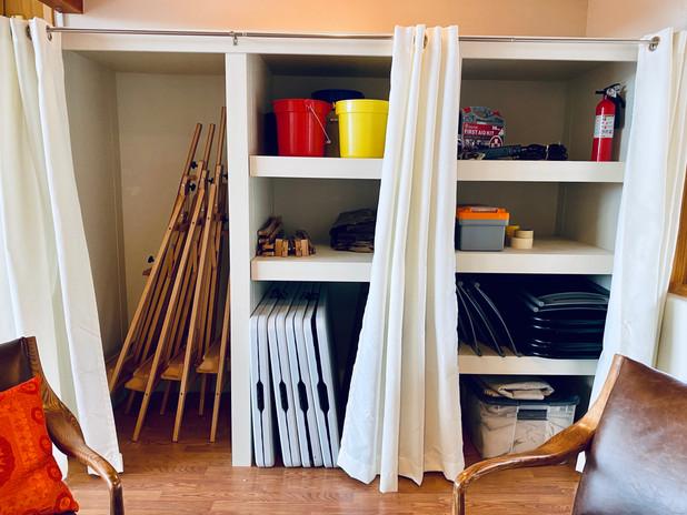 Art Supplies - Studio Level