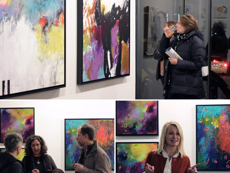 """""""Playing Wild"""" showcases new art collection"""