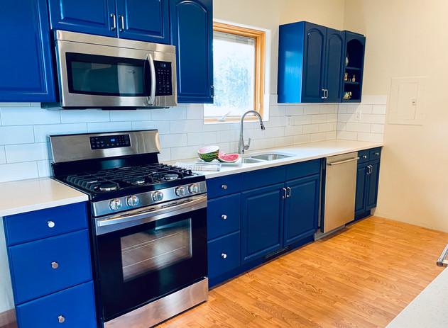 Kitchen - Studio Level