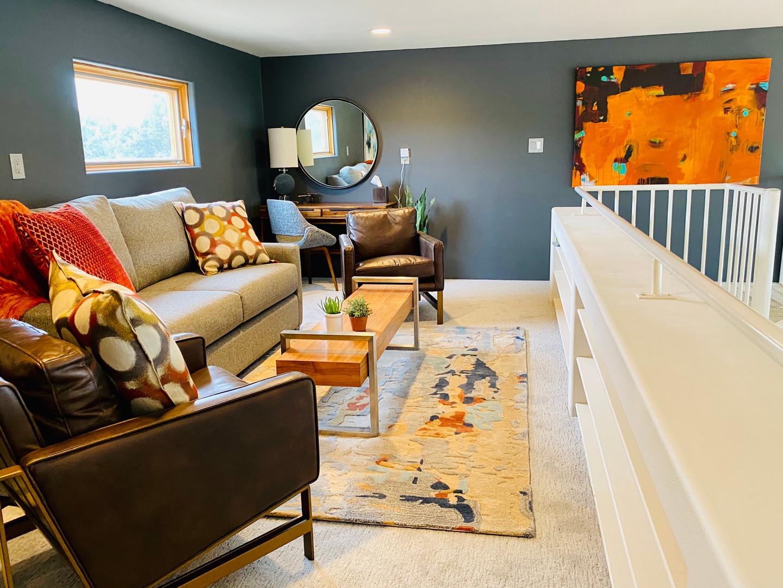 Living Room - Loft